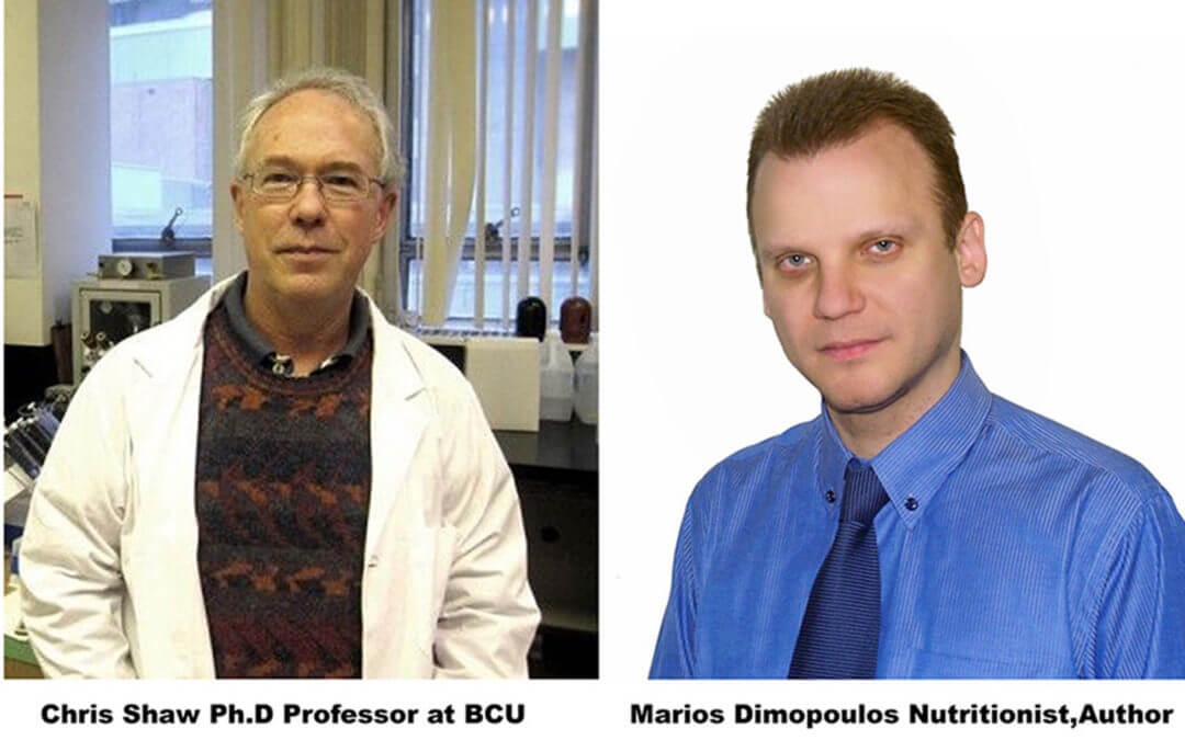 Εμβόλια, αλουμίνιο και αυτισμός: Συνέντευξη του Dr. Chris Shaw στον Μάριο Δημόπουλο