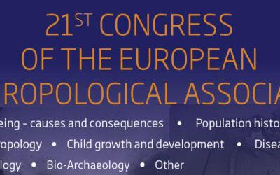 Ανακοίνωσή μου στο 21ο συνέδριο της Ευρωπαϊκής Ανθρωπολογικής Εταιρείας