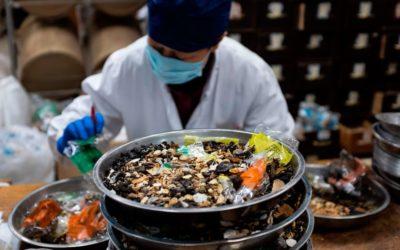 Η παραδοσιακή κινεζική ιατρική είναι αποτελεσματική κατά του κορονοϊού