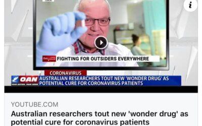 Ιβερμεκτίνη: Ένα φάρμακο που σκοτώνει τον κορονοϊό σε 48 ώρες!