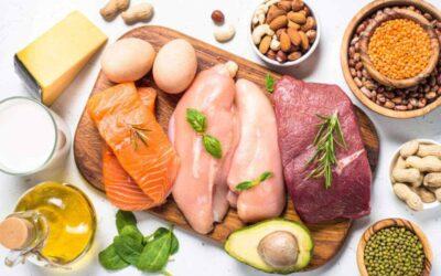 Να διπλασιάσουμε την πρόσληψη πρωτεΐνης υποστηρίζει πρόσφατη μελέτη