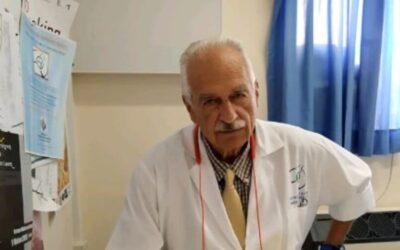 Κωνσταντίνος Γουργουλιάνης: Ο κορονοϊός δεν είναι «φονικός ιός», είναι πολύ μεταδοτικός