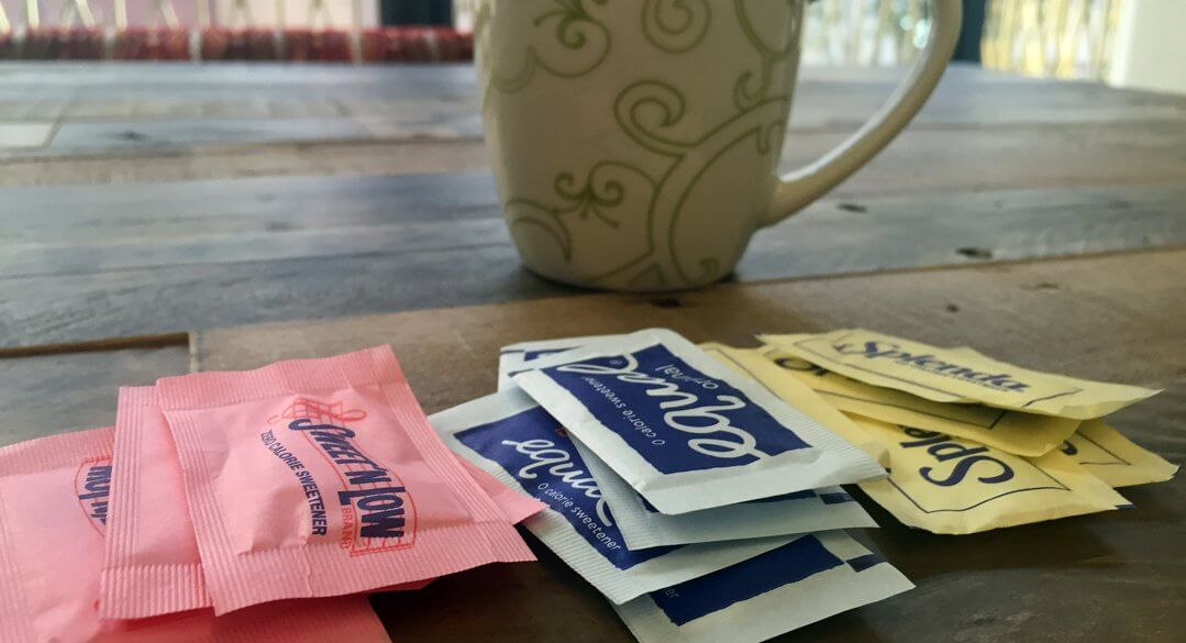 Artificial sweeteners increase the risk of type 2 diabetes