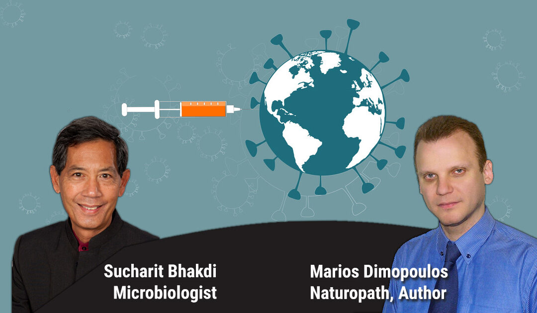 Sucharit Bhakdi gives an interview to Marios Dimopoulos about COVID-19