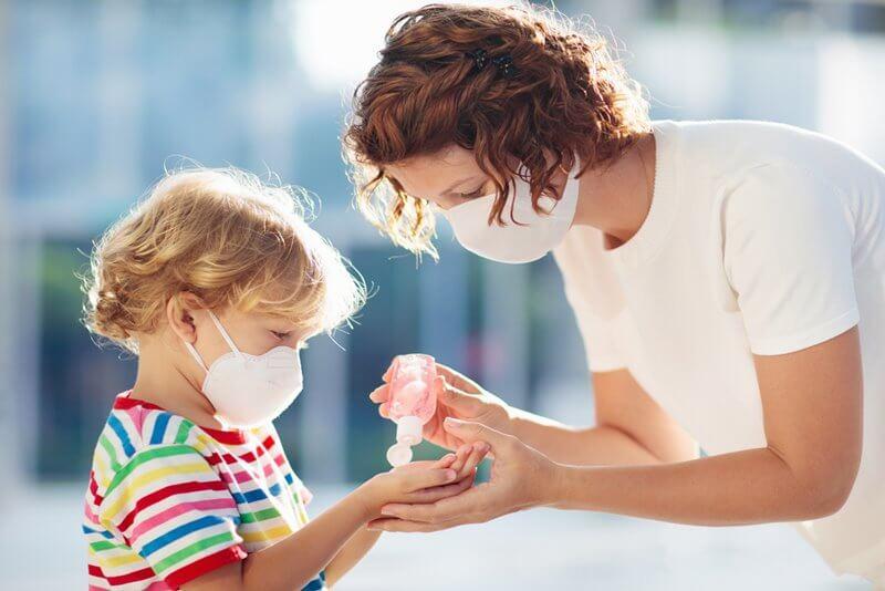 Η παραλλαγή Δέλτα δεν αρρωσταίνει τα παιδιά πιο βαριά, σύμφωνα με νέα μελέτη