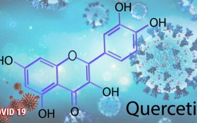 Η κουερσετίνη είναι αποτελεσματική στην αντιμετώπιση του COVID-19