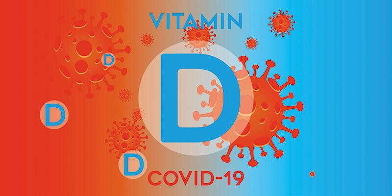 Δύο μελέτες αποδεικνύουν ότι η βιταμίνη D έχει θεραπευτική και όχι μόνο προληπτική δράση κατά του COVID-19